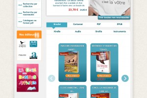 EME Editions – Version tablette