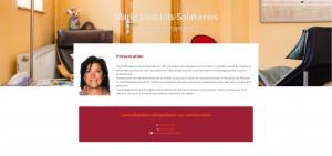 site Marie Salakenos